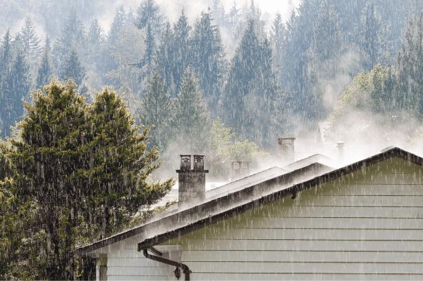 Toiture Namur et Brabant Wallon : étanchéité de votre toiture